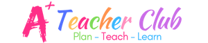 A Plus Teacher Club Logo