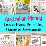 Australian Money Printables Games and worksheets images of activities