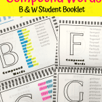 Compound Words Student Booklet