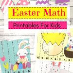 Fun Hands On Easter Math Printables For Kids