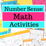 Number of the day math activities
