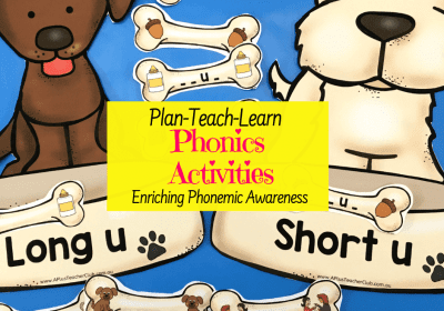 Fun & Engaging Phonics Activities {Perfect For Beginning Readers}