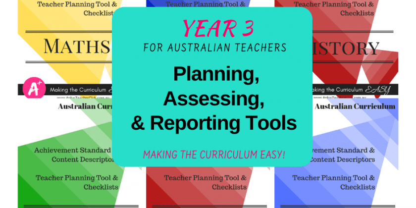 Australian Curriculum Planning Documents