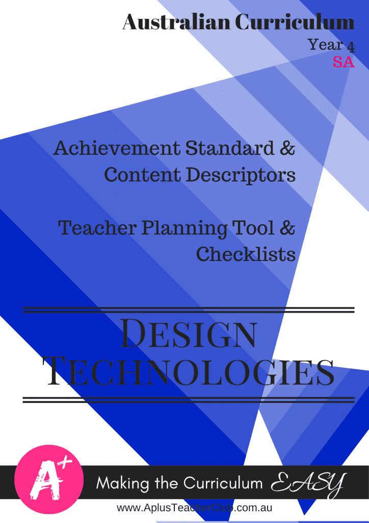 Design Technologies Product cover