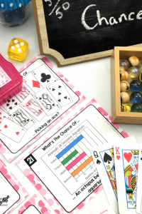 Teaching Chance & Probability With Task Cards (1)